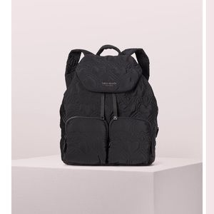 Kate Spade Heart Quilted backpack